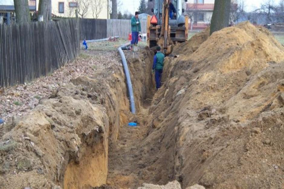 Kasa na sieć wodociągową w Lędzinach