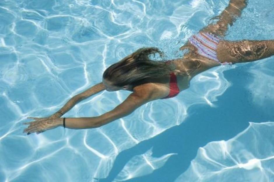 Kolektory ogrzeją wodę w basenach w Mielcu