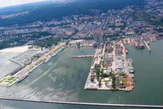 Port Gdynia ma 90 lat