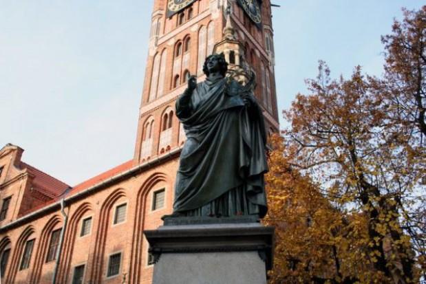Jeszcze więcej Kopernika w Toruniu