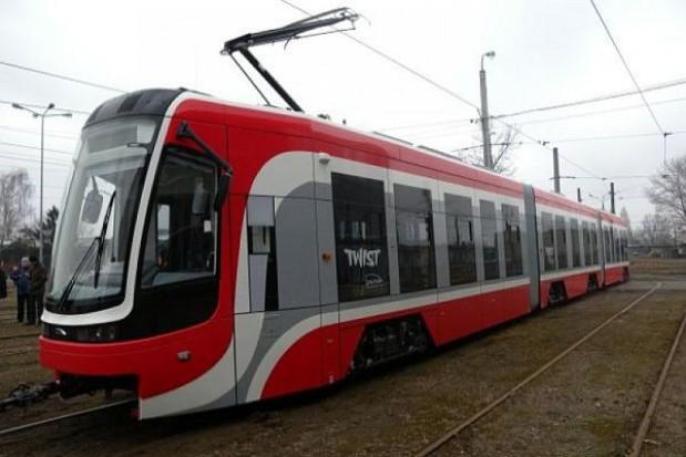 Reklama lubi jeździć tramwajem