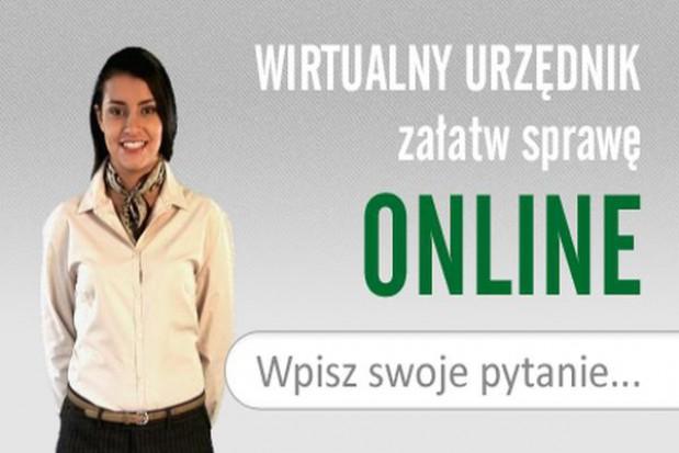 Wirtualny urzędnik w Olsztynie już pracuje