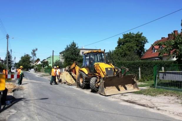 Lepsza kanalizacja w Oławie