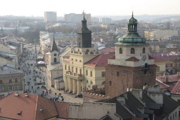 Lublin wczoraj i dziś
