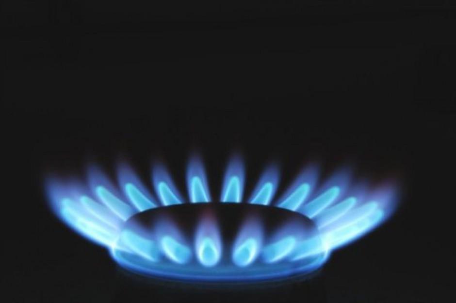 Wydobycie gazu powinno się rozwinąć
