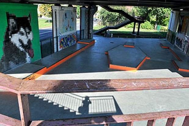 Drugi skatepark w Toruniu już gotowy