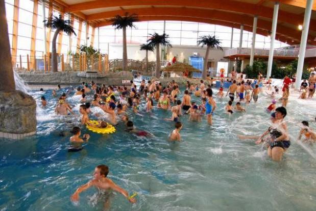 Wrocławski aquapark rusza w Polskę