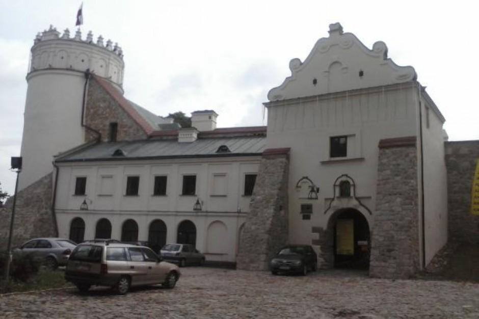 Remont przemyskiego zamku do grudnia