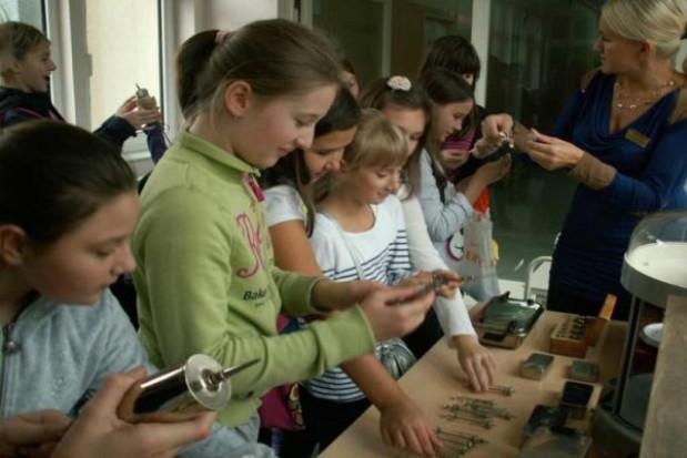 Dzieciaki opanowały olsztyński szpital