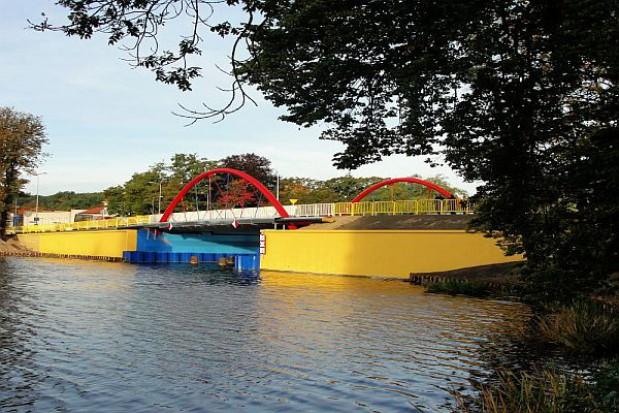 Iława ma most miesiąc przed terminem
