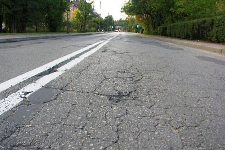 Nie będzie nowego asfaltowego dywanu