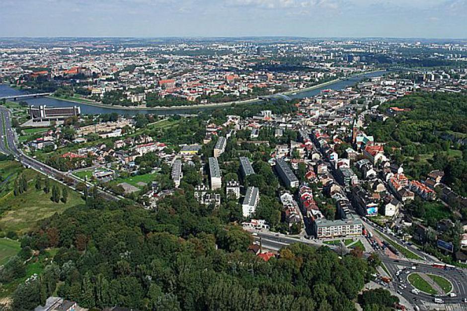 Krakowskie plany zagospodarowania do wglądu