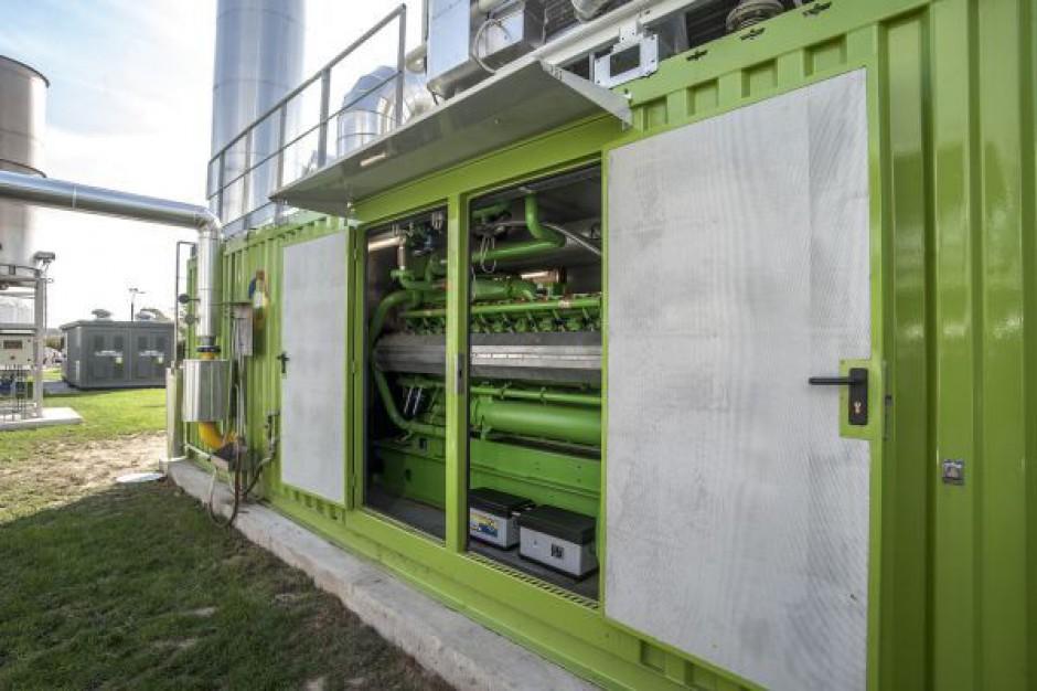 Tam działa już nowoczesna biogazownia
