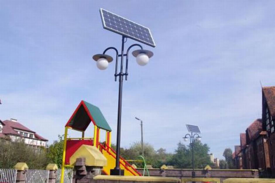 Innowacyjne lampy w Czerwionce-Leszczynach