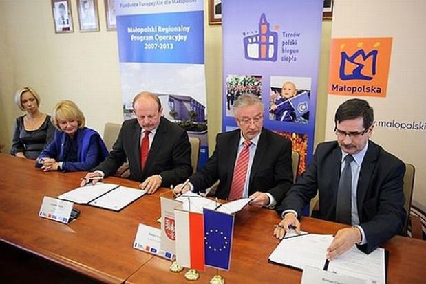 Tarnowskie centrum z unijnym dofinansowaniem