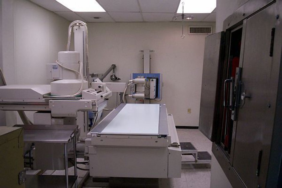 Łódzki szpital z nową pracownią