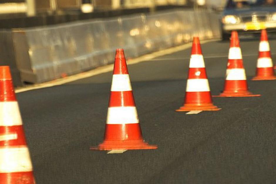 Zaliczki za pracę przy budowie dróg