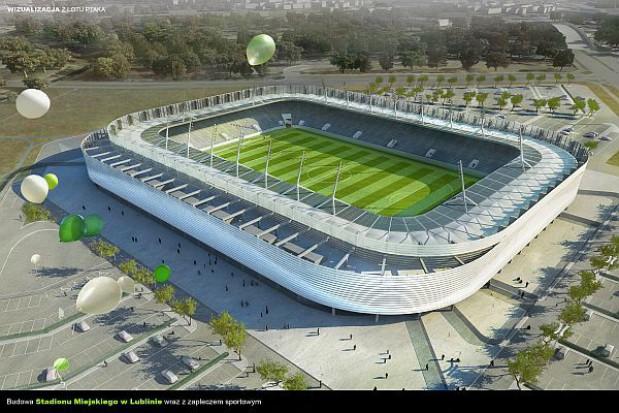 Obsuwa ze stadionem w Lublinie