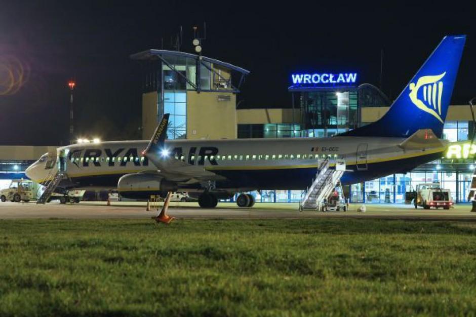 Rośnie ruch krajowy na wrocławskim lotnisku