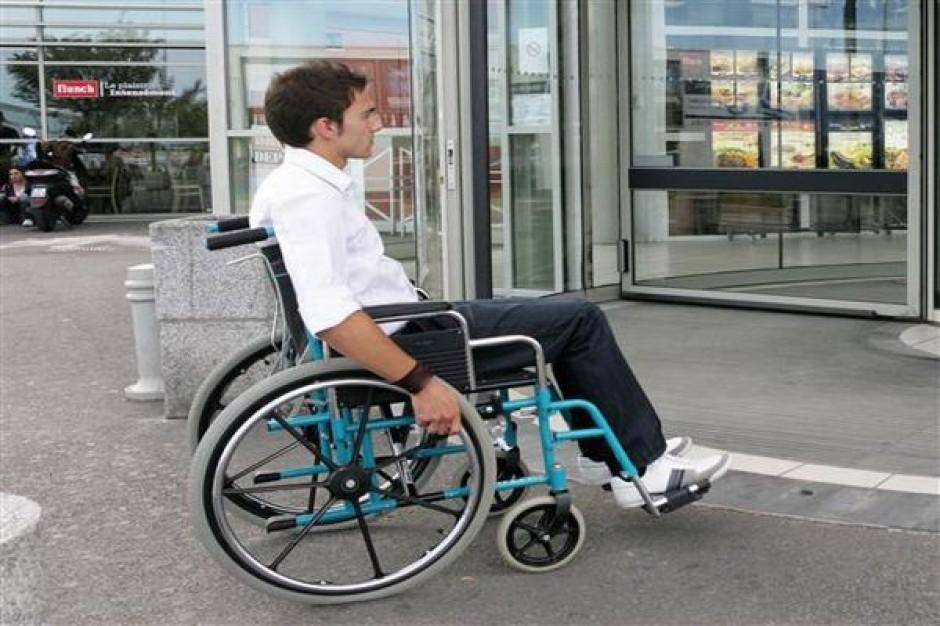 Równe szanse niepełnosprawnych