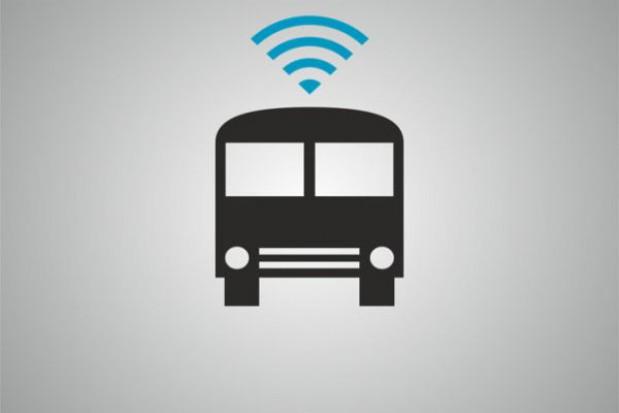 Autobusy na targach w Kielcach