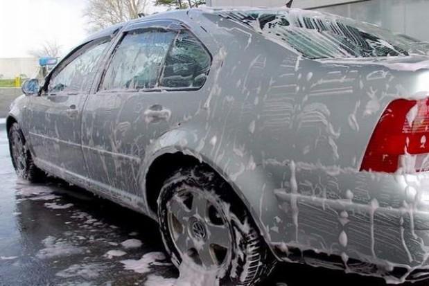 Myjnia samochodów wykorzysta deszczówkę