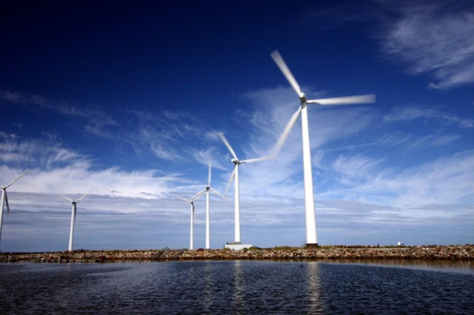 Morska energetyka wiatrowa da pracę