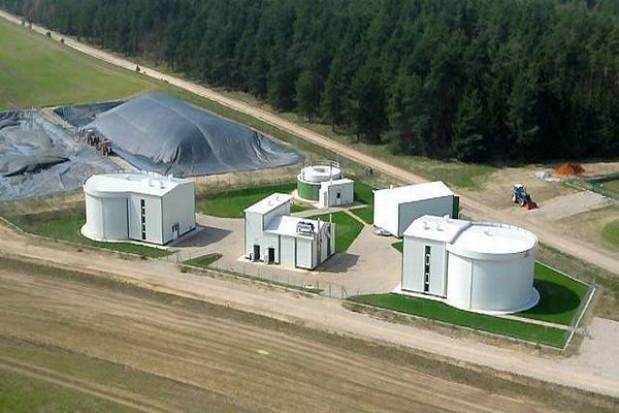 Rolnicza biogazownia w Zalesiu już działa