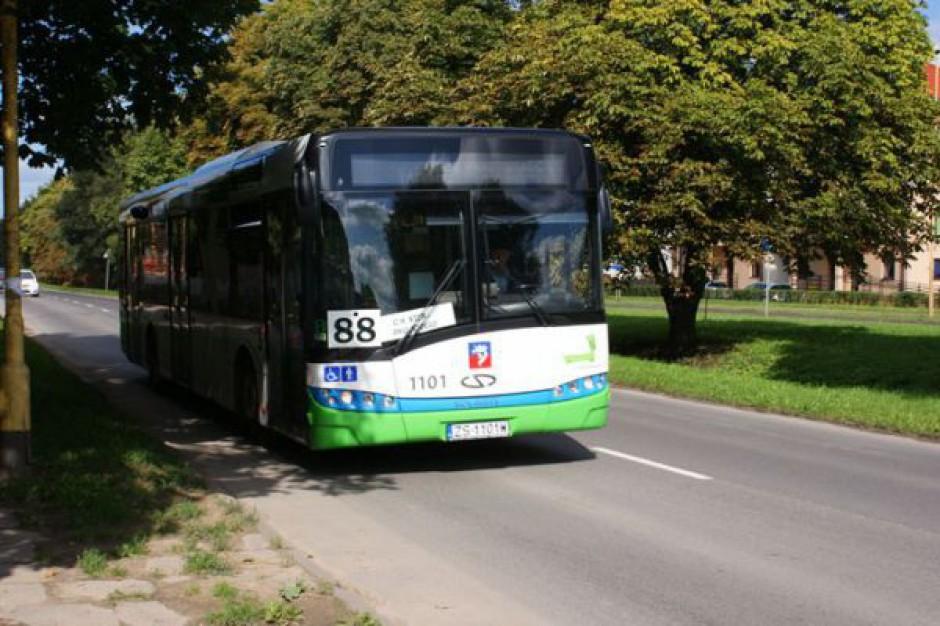 Autobus nr 88 nie pojedzie przez Mierzyn