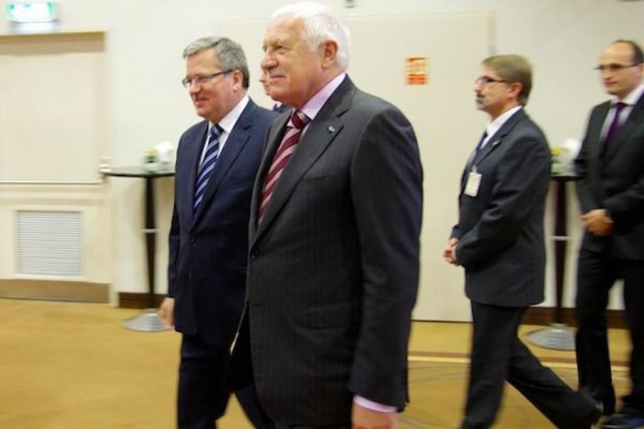 Polsko-czeskie kontakty gospodarcze rosną