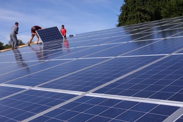 W Rudzie stanęła największa na Śląsku elektrownia słoneczna