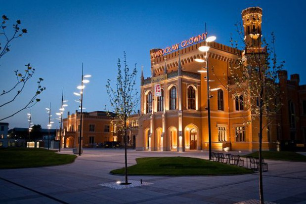 Zamkną hol wrocławskiego dworca PKP na noc