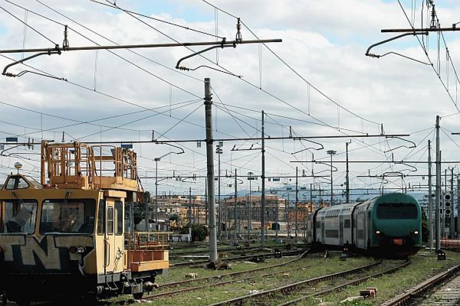 Osiem pociągów odwołanych