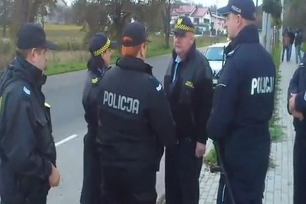 Policja spisała straż miejską za fotoradar