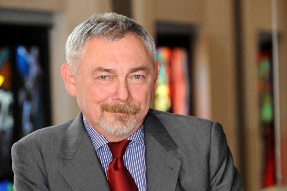 Uczelnia uhonorowała prezydenta Krakowa