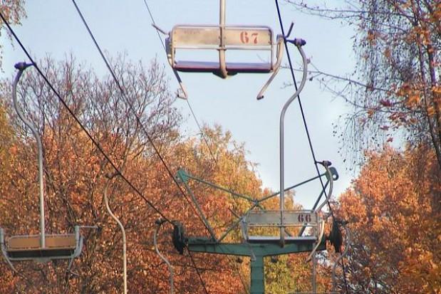 Rozbiorą kolejkę w Parku Śląskim