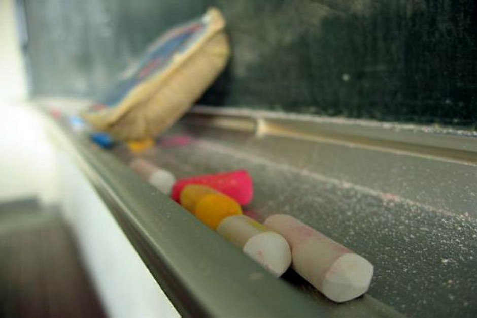 Nauczyciele spoczywają na laurach