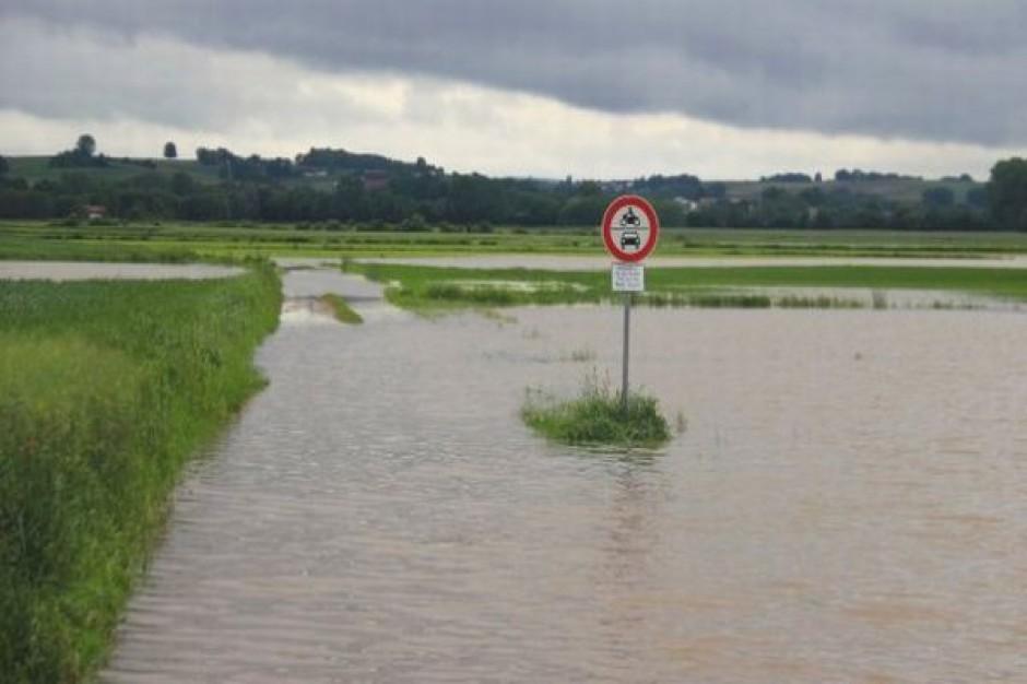 W Jaśle ruszyła budowa wału przeciwpowodziowego