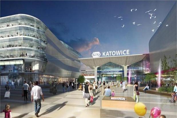 Katowicki dworzec otwarty dzień wcześniej