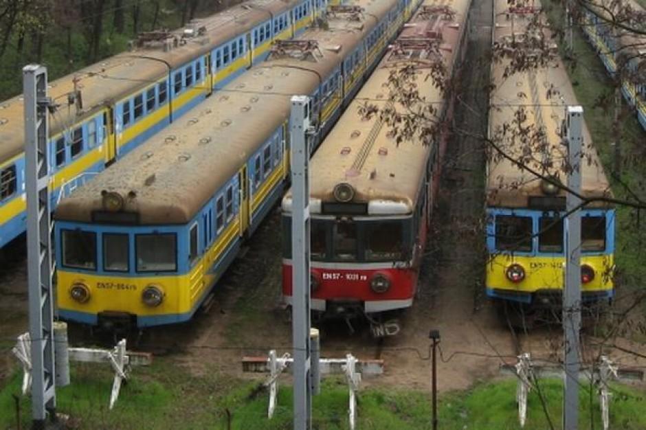 Przewozy Regionalne odwołały dwa pociągi