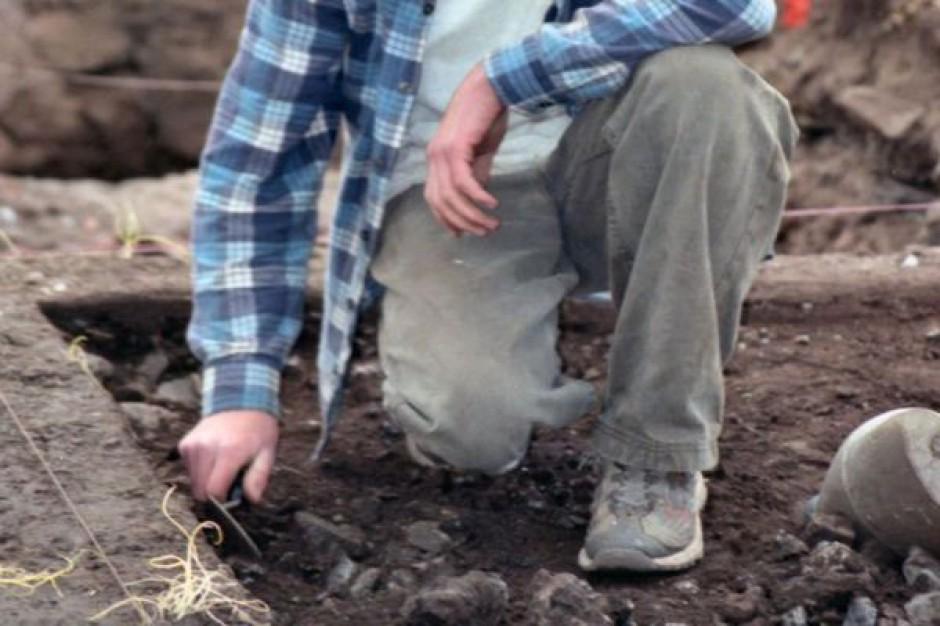 Turyści mogą zwiedzać starożytny kurhan