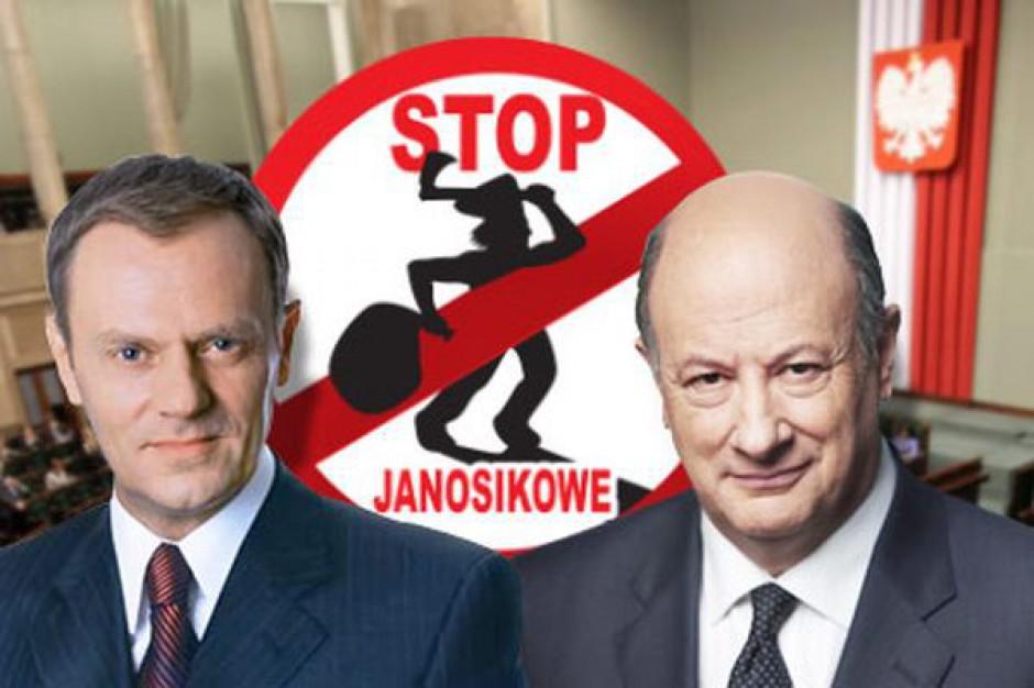 Apelują do premiera i ministra ws. janosikowego