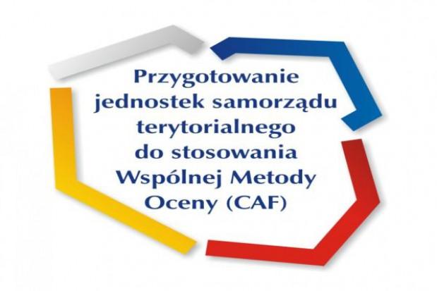 Metoda oceny CAF wyróżniona