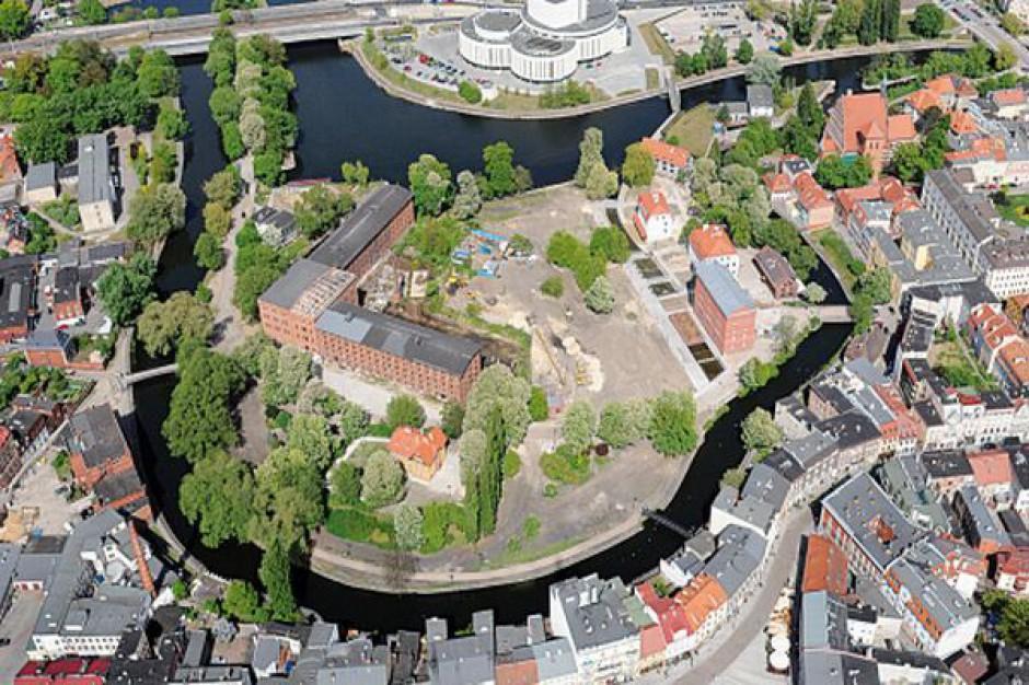 Miasta zbliżają się do rzek