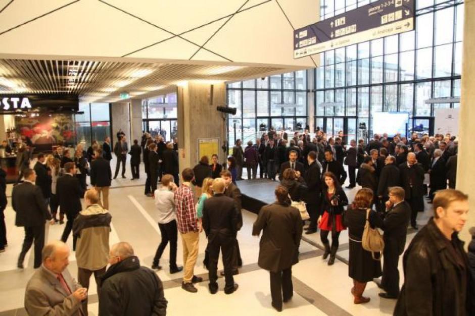 Katowicki dworzec już otwarty