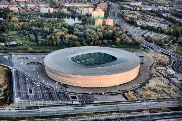 Imprezy na wrocławskim stadionie przyniosły straty