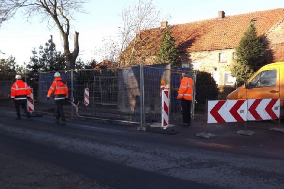 Ruszyła budowa kanalizacji w Zalasewie i Garbach