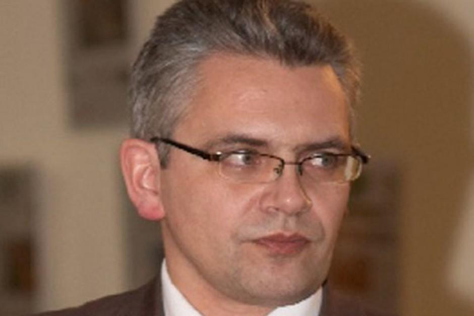 """Nagroda """"Studiów Zielonogórskich"""" dla prof. Strzyżewskiego"""