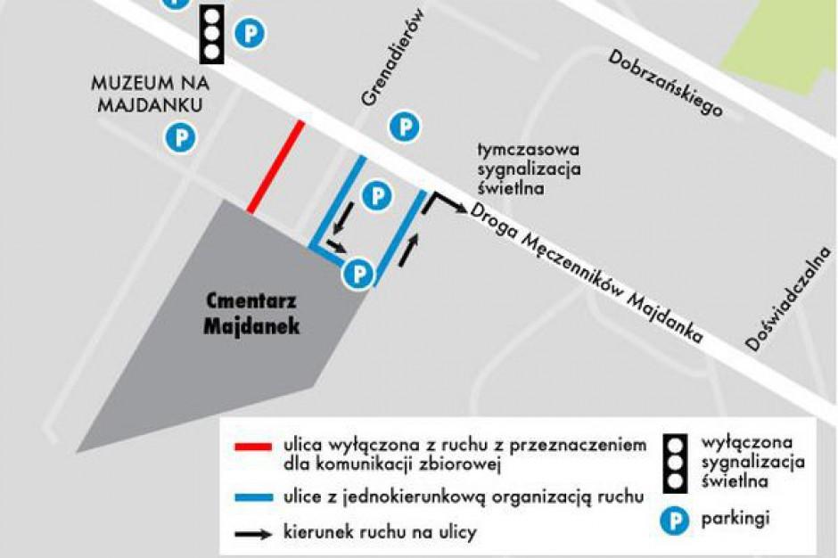 Cmentarz na Majdanku będzie dwa razy większy