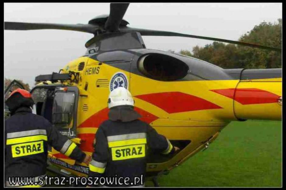 Eurocoptery LPR wylatały 20 tys. godzin